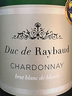 Duc de Raybaud Chardonnay Brut
