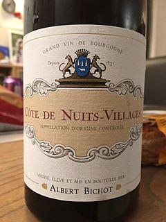 Albert Bichot Côte de Nuits Villages(アルベール・ビショー コート・ド・ニュイ・ヴィラージュ)