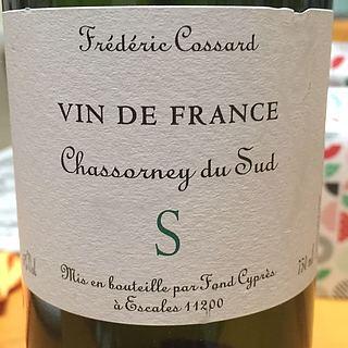 Frédéric Cossard Chassorney du Sud Cuvée S