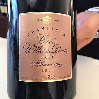 Champagne Cuvée William Deutz Brut Millésimé Rosé