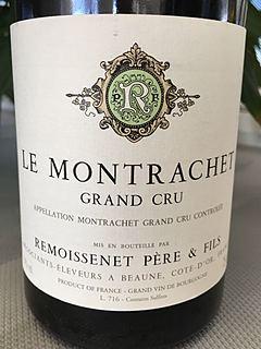 Remoissenet Père et Fils Le Montrachet Grand Cru(ルモワスネ・ペール・エ・フィス ル・モンラッシェ グラン・クリュ)