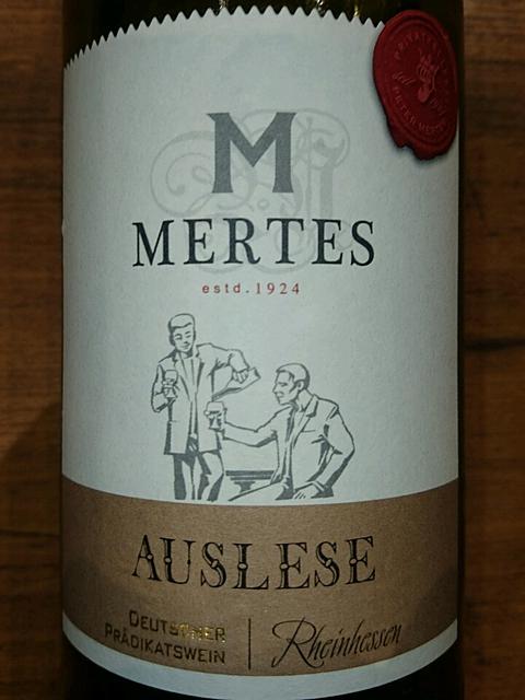 Peter Mertes Tradition Auslese Rheinhessen