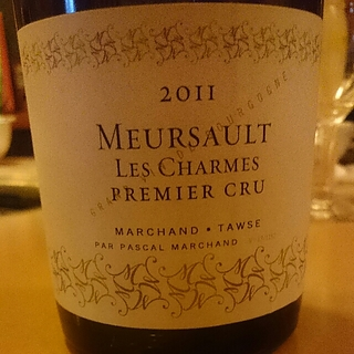 Marchand Tawse Meursault 1er Cru Les Charmes