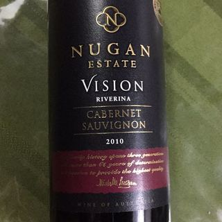 Nugan Estate Vision Riverina Cabernet Sauvignon
