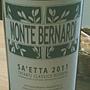Monte Bernardi Sa'etta Chianti Classico Riserva(2011)