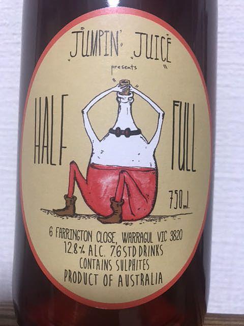 Patrick Sullivan Jumpin' Juice Half Full