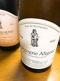 Dom. Truchetet Bourgogne Aligoté(ドメーヌ・トルシュテ ブルゴーニュ アリゴテ)