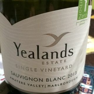 Yealands Estate Single Vineyard Sauvignon Blanc