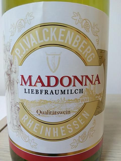 P. J. Valckenberg Madonna Liebfraumilch(ファルケンベルク マドンナ リープフラウミルヒ)