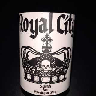 Charles Smith Royal City Syrah