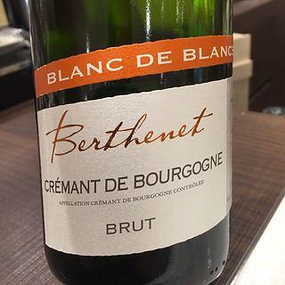 Berthenet Crémant de Bourgogne Blanc de Blancs