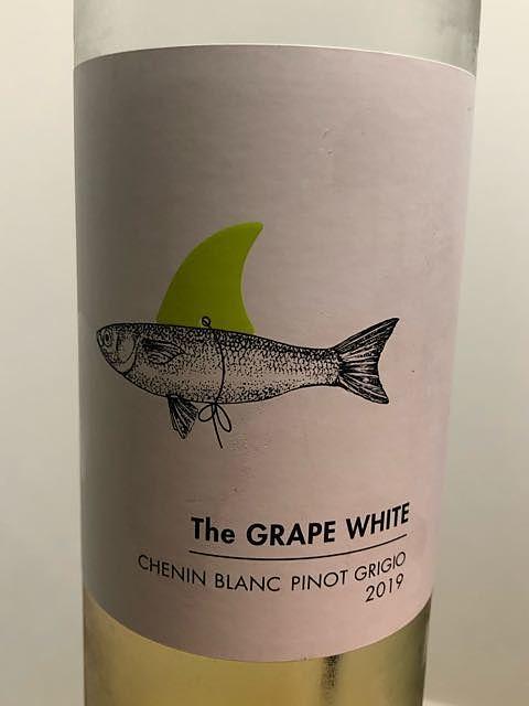 The Grape White Chenin Blanc Pinot Grigio(ザ・グレープ・ホワイト シュナン・ブラン ピノ・グリージョ)