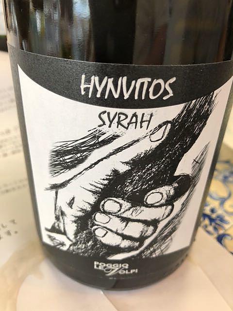Poggio Le Volpi Hynvitos Syrah