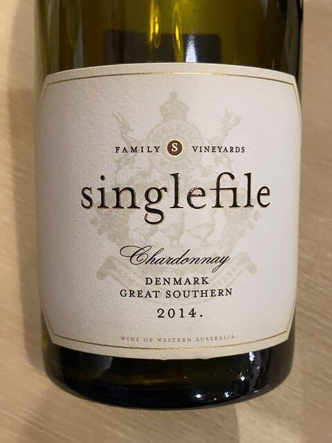 Singlefile Denmark Chardonnay(シングルファイル デンマーク シャルドネ)