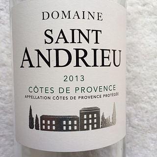 Dom. Saint Andrieu Blanc