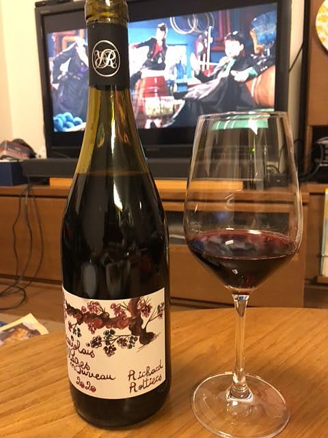 Richard Rottiers Beaujolais Villages Nouveau(リシャール・ロティエ ボージョレ・ヴィラージュ ヌーヴォー)