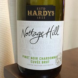 Hardys Nottage Hill Cuvée Brut Pinot Noir Chardonnay