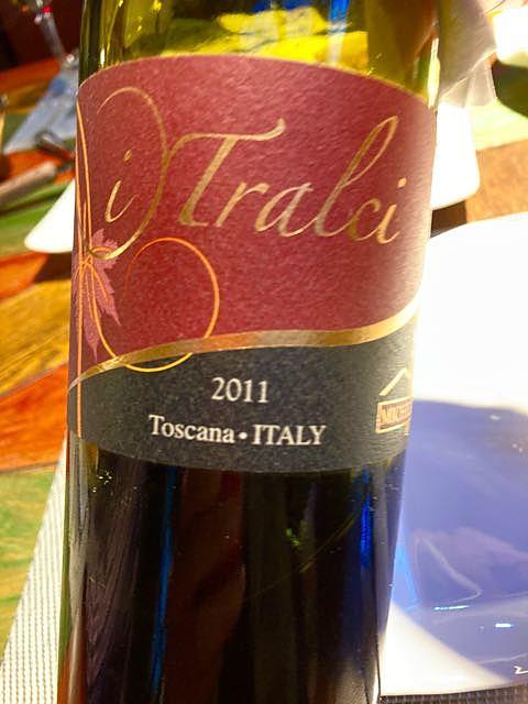 Micheli I Tralci Toscana Rosso