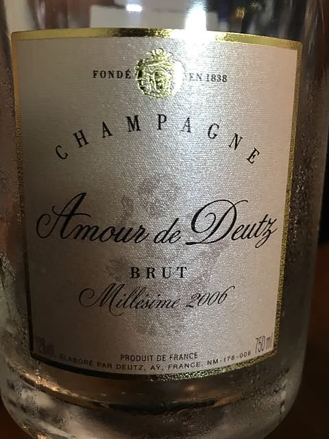 Champagne Amour de Deutz Brut