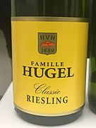 ヒューゲル クラシック リースリング