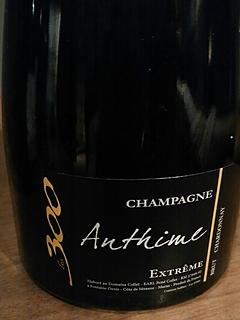 Champagne Anthime Extrême Les 300