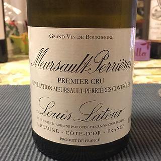 Louis Latour Meursault 1er Cru Perrieres