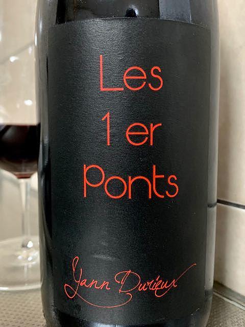 Yann Durieux Les 1er Ponts(ヤン・ドゥリュー レ・プルミエ・ポン)