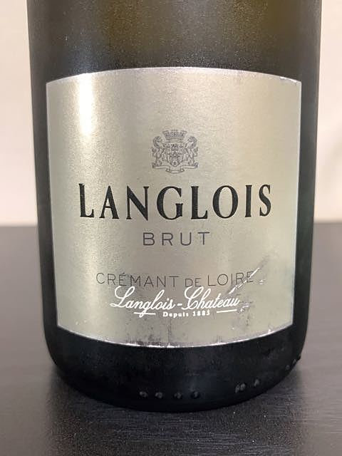 Langlois Crémant de Loire Brut(ラングロワ クレマン・ド・ロワール ブリュット)