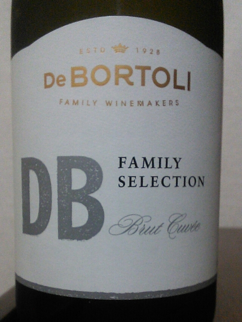 De Bortoli DB Family Selection Sparkling Brut Cuvée