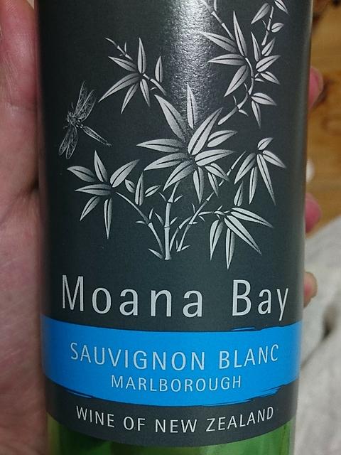 Moana Bay Sauvignon Blanc(モアナ・ベイ ソーヴィニヨン・ブラン)