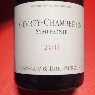 Jean Luc & Eric Burguet Gevrey Chambertin Symphonie