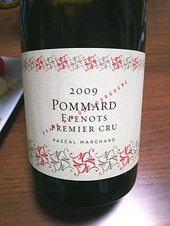 Pascal Marchand Pommard 1er Cru Epenots