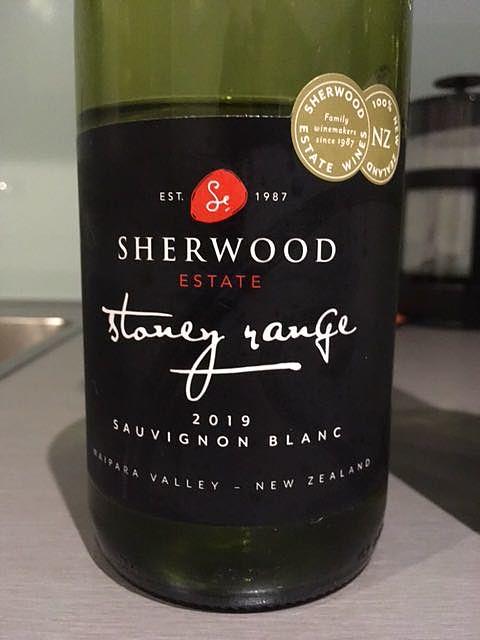 Sherwood Estate Stoney Range Sauvignon Blanc