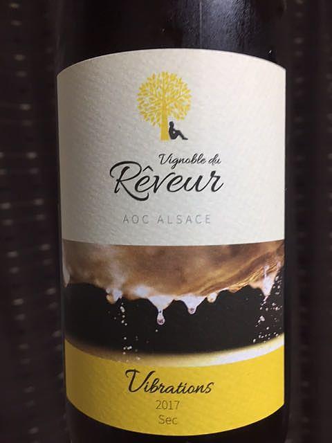 Vignoble du Rêveur Vibrations(ヴィニョブル・デュ・レヴール ヴィブラシオン)
