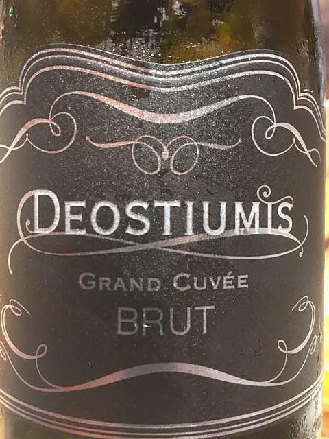 Deostiumis Gran Cuvée Brut