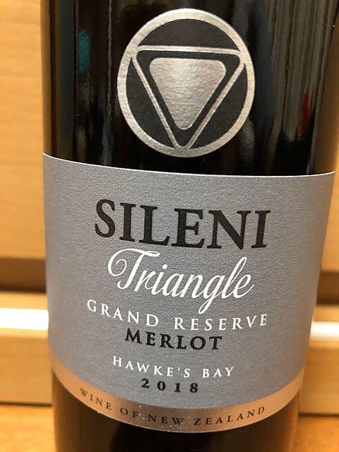 Sileni Triangle Grand Reserve Merlot