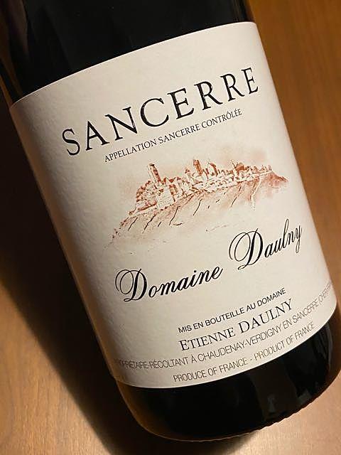 Dom. Daulny Sancerre Rouge(ドメーヌ・ドールニー サンセール ルージュ)