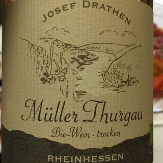 Josef Drathen Müller Thurgau trocken Bio