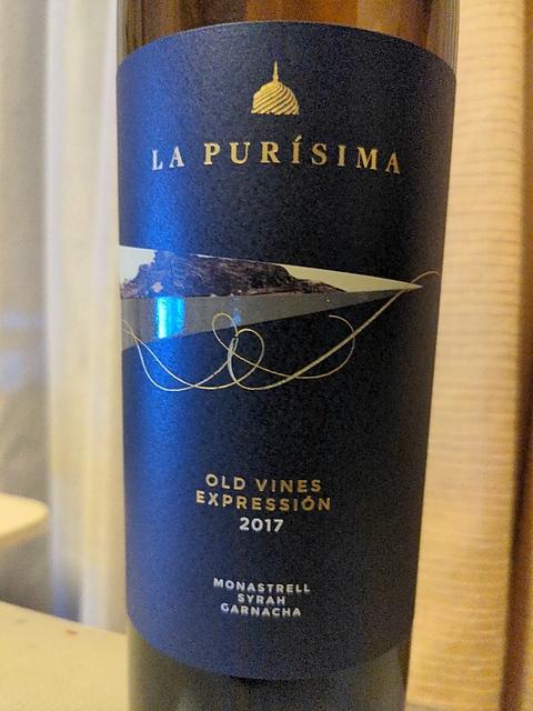 La Purísima Old Vine Expression(ラ・プリシマ オールド・ヴァイン・エクスプレッション)