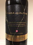 フィンカ・ロス・アルトス グラン・レセルバ(2005)
