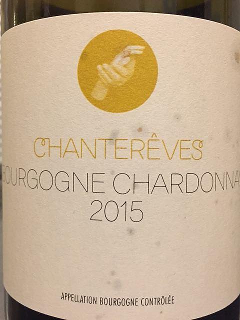 Chantereves (Chanterives) Bourgogne Chardonnay(シャントレーヴ ブルゴーニュ シャルドネ)