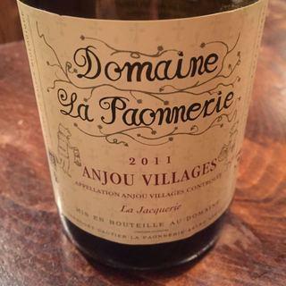 La Paonnerie Anjou Villages La Jacquerie