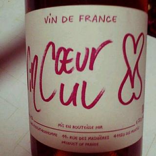 Vin Coeur Vin Cul Rosé
