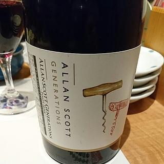 Allan Scott Generations Pinot Noir