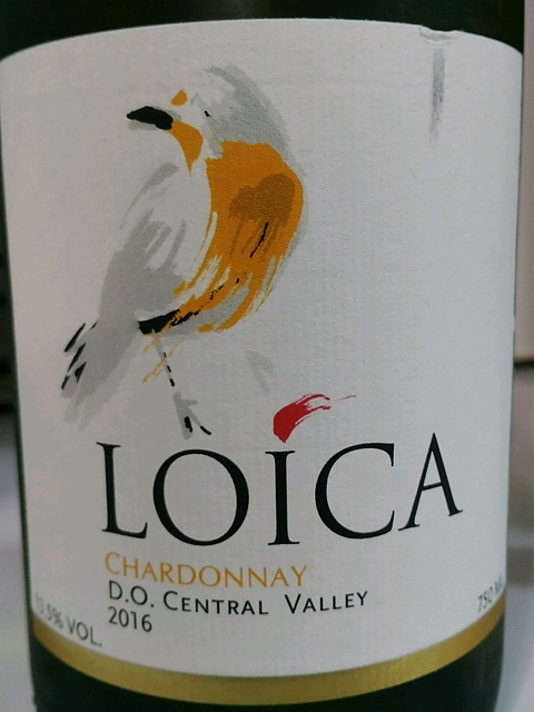 Loica Chardonnay(ロイカ シャルドネ)