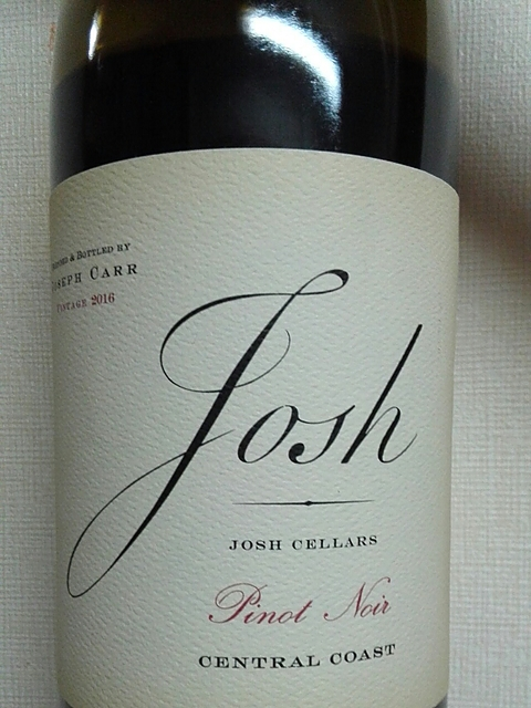Joseph Carr Josh Cellars Pinot Noir Central Coast