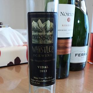 Whistler Vidal Icewine(ウィスラー ヴィダル アイスワイン)