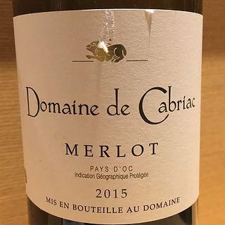 Dom. de Cabriac Merlot