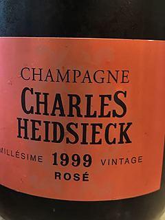 Charles Heidsieck Rosé Millésimé