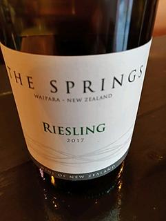 The Springs Riesling